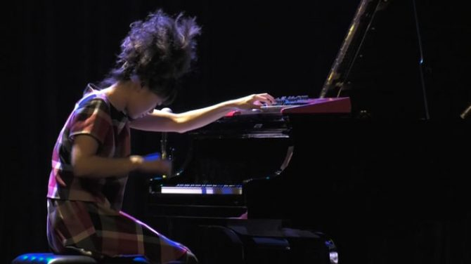 Hiromi concert